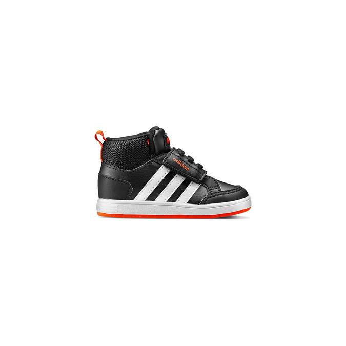 Childrens shoes adidas, Noir, 101-6292 - 26