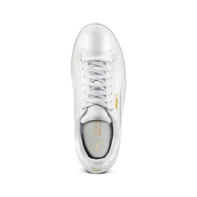 Childrens shoes puma, Blanc, 501-1159 - 15