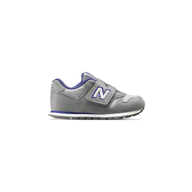 Childrens shoes new-balance, Gris, 101-2473 - 26