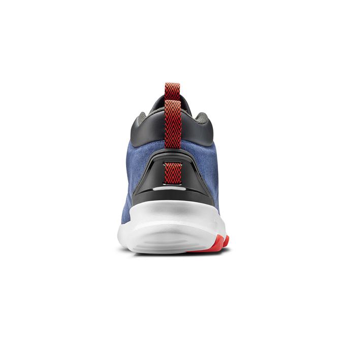 Childrens shoes adidas, Bleu, 803-9202 - 16