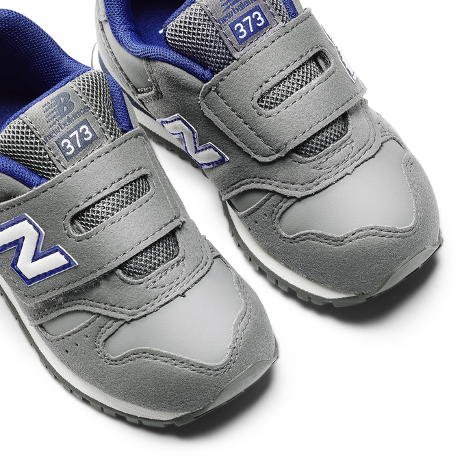 Childrens shoes new-balance, Gris, 101-2473 - 19