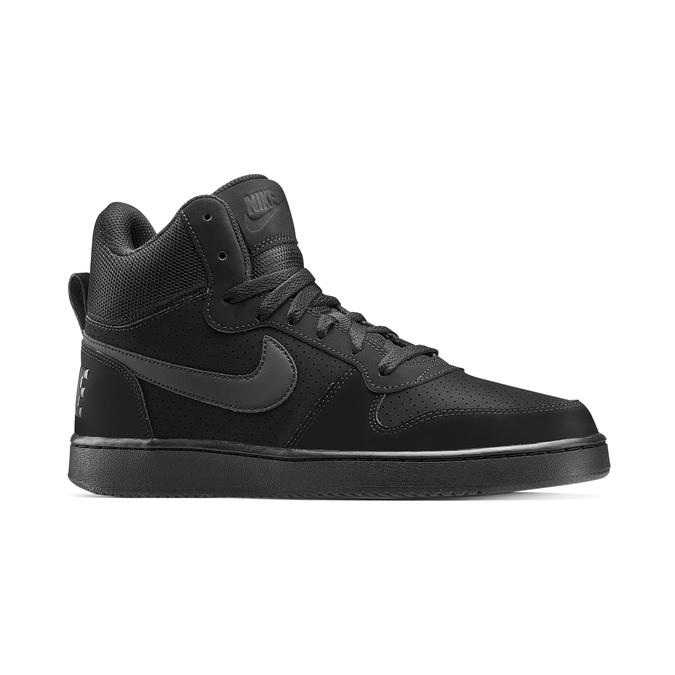 Childrens shoes nike, Noir, 801-6532 - 13