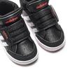 Childrens shoes adidas, Noir, 101-6292 - 19