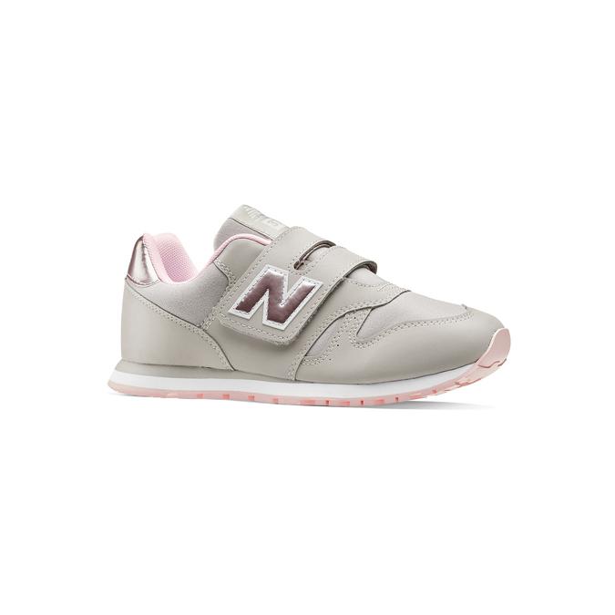 Childrens shoes new-balance, Gris, 301-2373 - 13