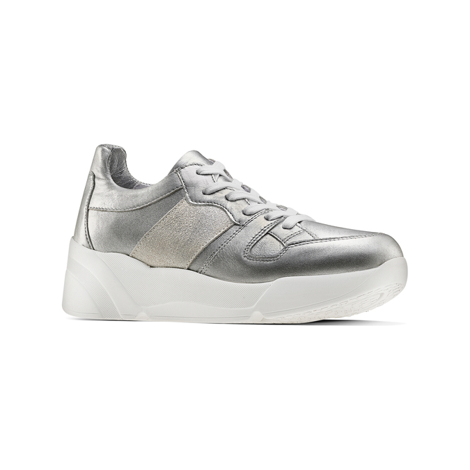 Women's shoes bata, Blanc, 624-1158 - 13