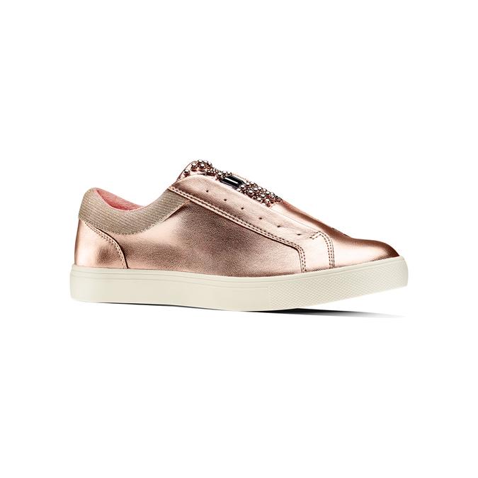 Women's shoes bata, Rouge, 541-5163 - 13