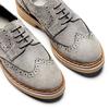 Women's shoes bata, Gris, 529-2277 - 26