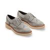 Women's shoes bata, Gris, 529-2277 - 16