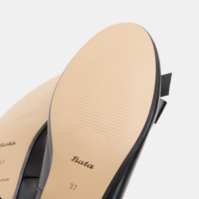 Women's shoes bata, Noir, 524-6420 - 19