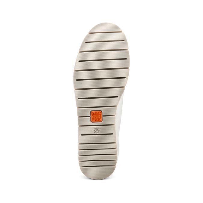 Women's shoes flexible, Blanc, 524-1199 - 19