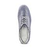 Women's shoes bata, Bleu, 523-9306 - 17