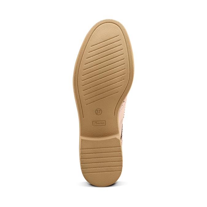 Women's shoes bata, Rouge, 529-5277 - 19