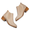 Women's shoes bata, Jaune, 693-8230 - 26