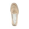 Women's shoes bata-touch-me, Jaune, 513-8181 - 17