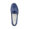 Women's shoes bata-touch-me, Bleu, 513-9181 - 17