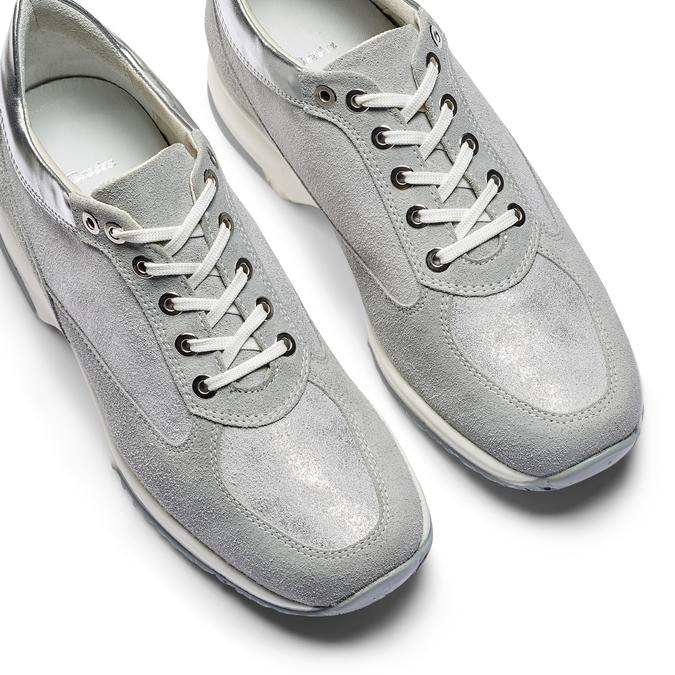 Women's shoes bata, Gris, 523-2306 - 26