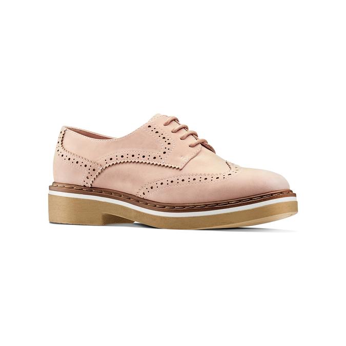 Women's shoes bata, Rouge, 529-5277 - 13