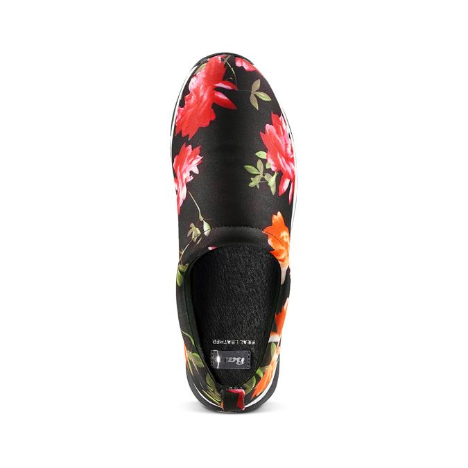 Women's shoes bata, Noir, 539-6123 - 17