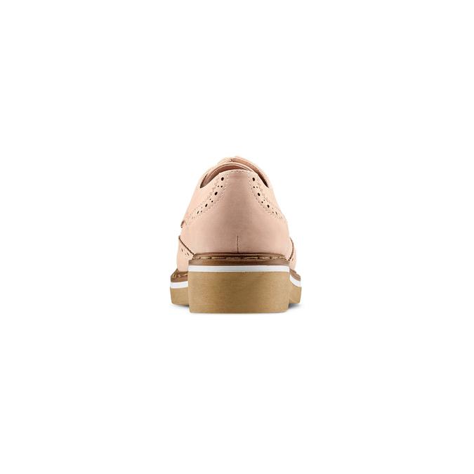 Women's shoes bata, Rouge, 529-5277 - 15