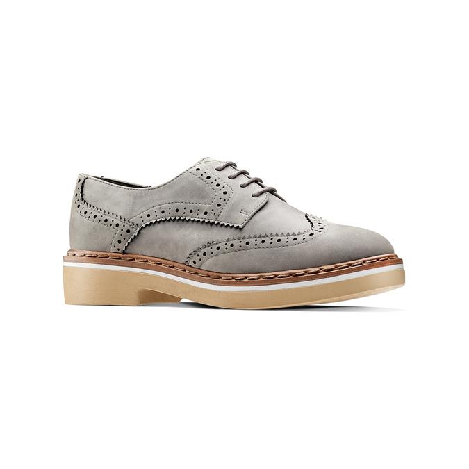 Women's shoes bata, Gris, 529-2277 - 13