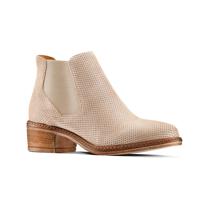 Women's shoes bata, Jaune, 693-8230 - 13