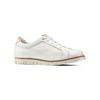 Women's shoes flexible, Blanc, 524-1199 - 13