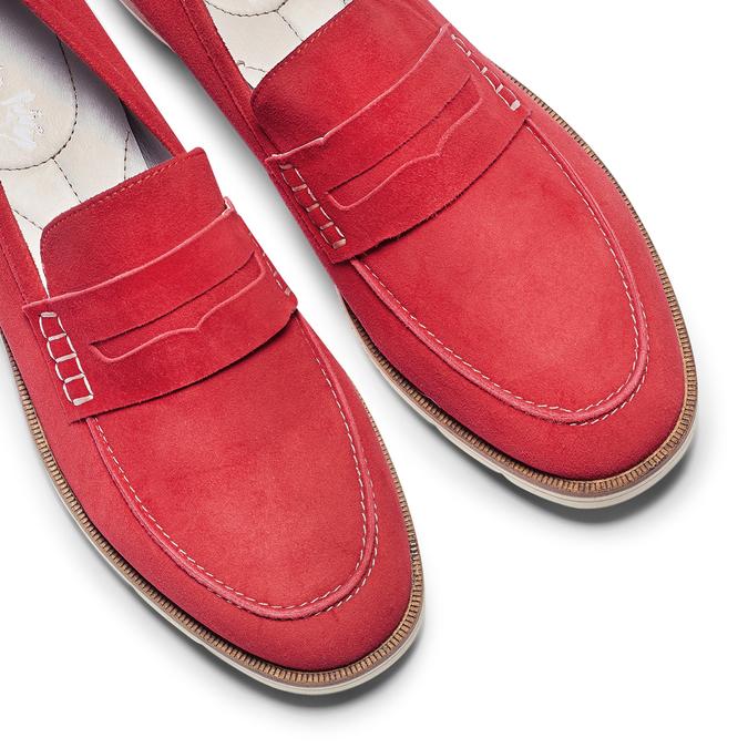 Women's shoes bata-touch-me, Rouge, 513-5181 - 26