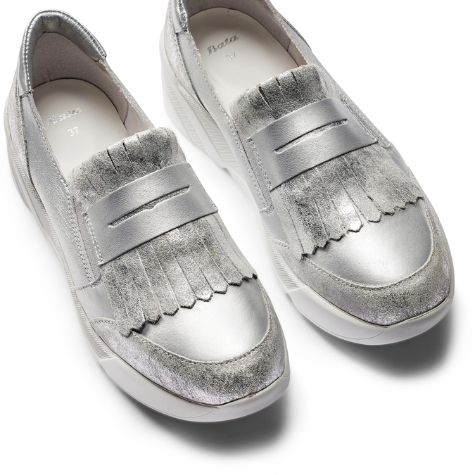 Women's shoes bata, Blanc, 614-1131 - 26