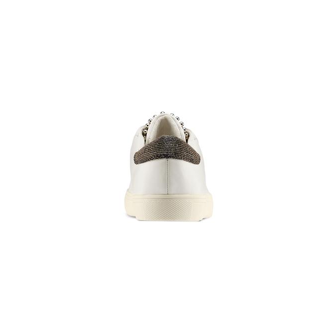 Women's shoes bata, Blanc, 541-1163 - 15