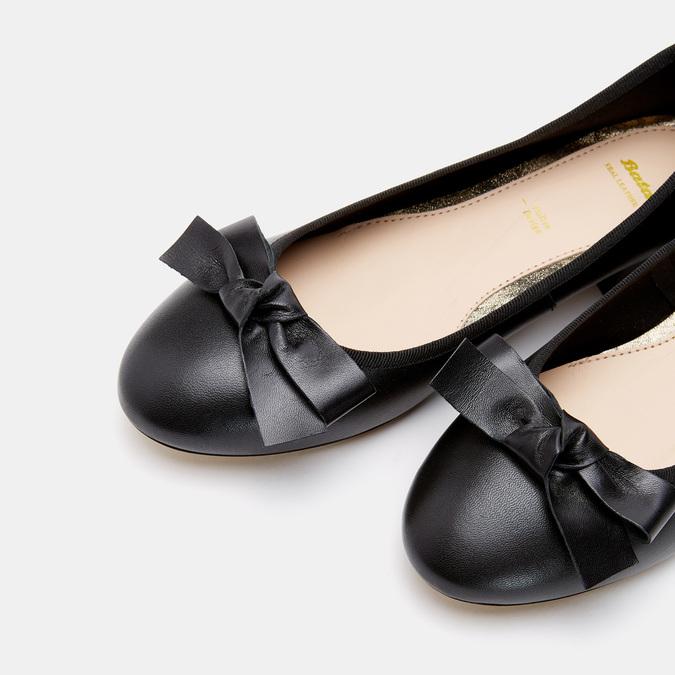 Women's shoes bata, Noir, 524-6420 - 15
