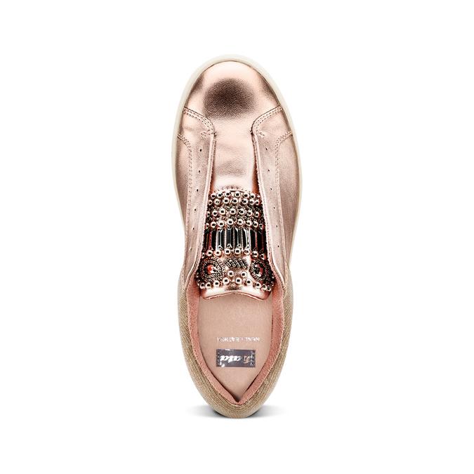 Women's shoes bata, Rouge, 541-5163 - 17