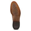 Men's shoes bata-the-shoemaker, Brun, 814-4130 - 17