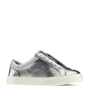Childrens shoes mini-b, Gris, 321-2357 - 13