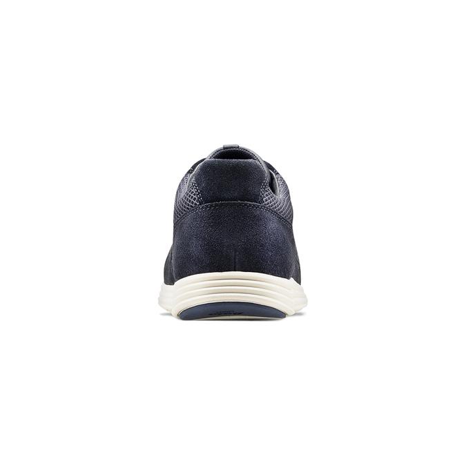 Men's shoes bata-light, Bleu, 844-9161 - 16