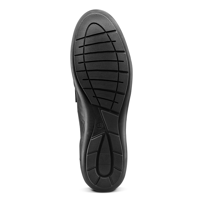 Men's shoes bata, Noir, 844-6140 - 19