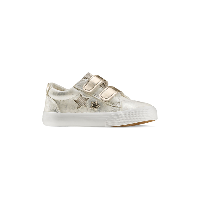 Childrens shoes mini-b, Blanc, 221-1218 - 13