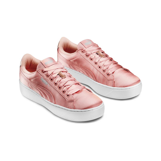 Women's shoes puma, Rouge, 509-5710 - 16