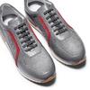 Men's shoes bata, Gris, 844-2142 - 26