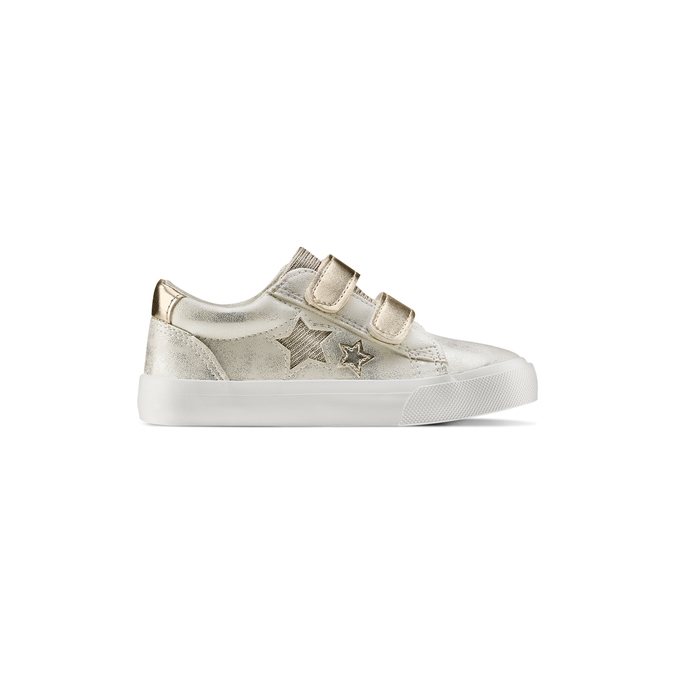 Childrens shoes mini-b, Blanc, 221-1218 - 26
