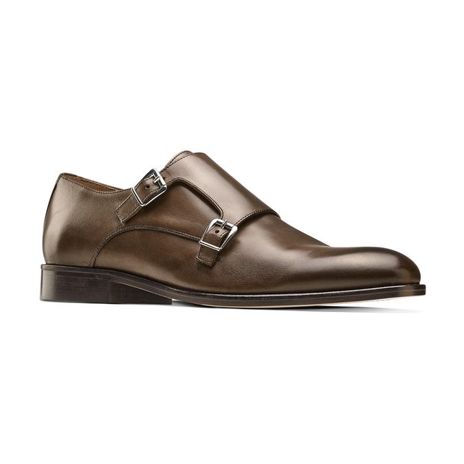 Men's shoes bata-the-shoemaker, Brun, 814-4130 - 13