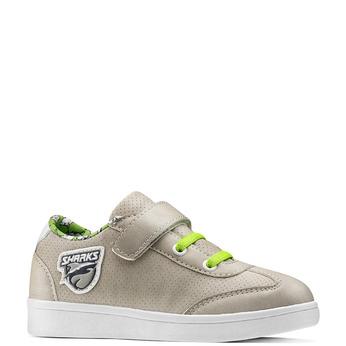 Childrens shoes mini-b, Gris, 211-2191 - 13