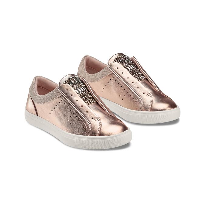 Childrens shoes mini-b, Rouge, 321-5357 - 16