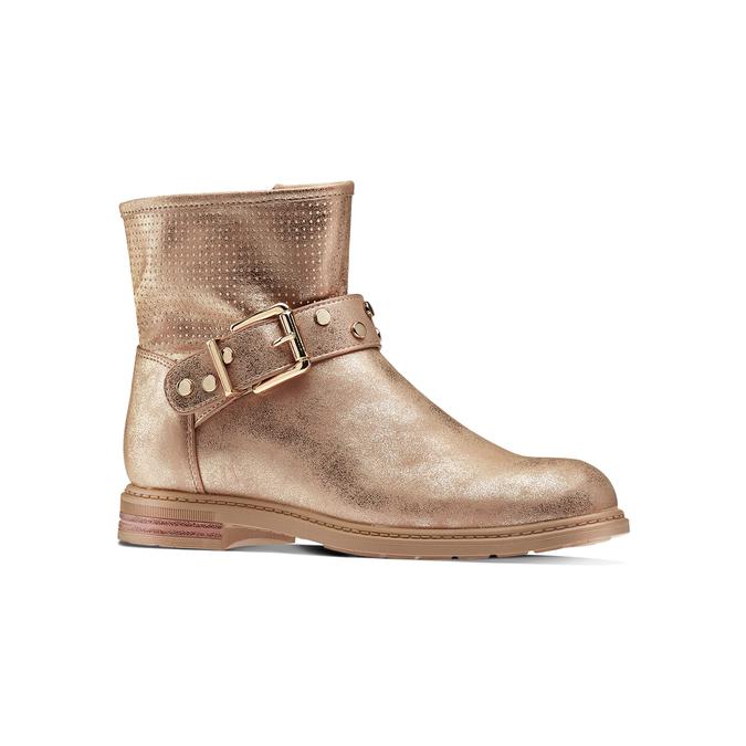 Childrens shoes mini-b, Jaune, 391-8115 - 13