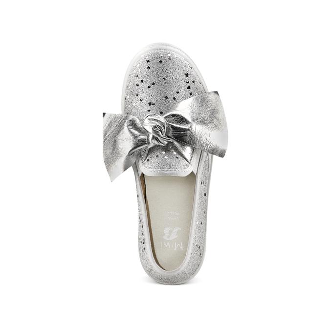 Childrens shoes mini-b, Blanc, 329-1337 - 17