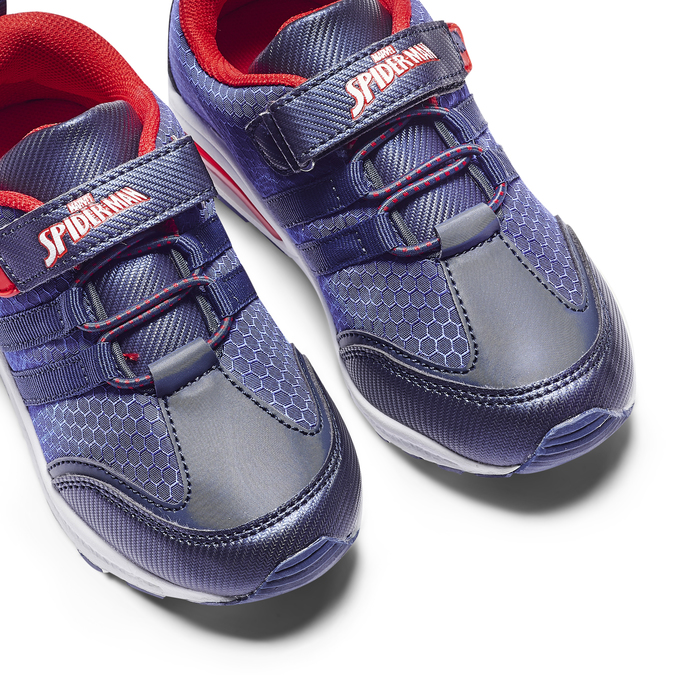 Childrens shoes spiderman, Bleu, 319-9188 - 19