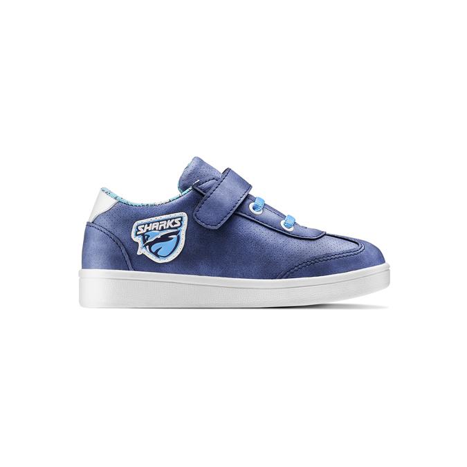 Childrens shoes mini-b, Bleu, 211-9191 - 26