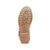 Childrens shoes mini-b, Jaune, 391-8115 - 17