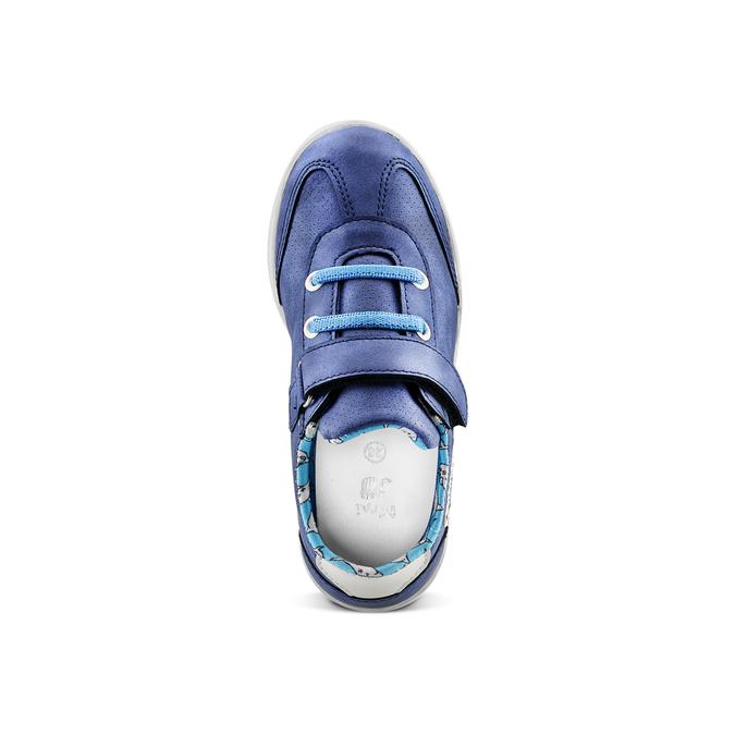 Childrens shoes mini-b, Bleu, 211-9191 - 15