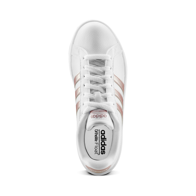 Women's shoes adidas, Blanc, 501-1478 - 17