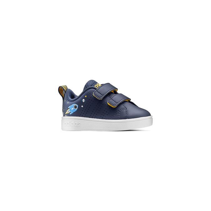 Childrens shoes adidas, Bleu, 101-9129 - 13